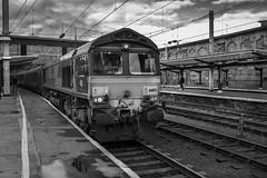 66192 R00687 Carlisle D210bob D100 (D210bob) Tags: 66192 r00687 carlisle d210bob d100 nikon nikond100 railwayphotographs railwayphotography railwayphotos railwaysnaps class66 westcoastmainline londonmidland londonmidlanddivision northwestrailways coaltrain ews freighttrain blackwhitephotography blackwhite monochrome monochromephotography