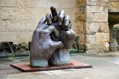 Donostia (San Sebastian) (jaime.silva) Tags: donostia sansebastian espanha españa spain paísvasco paísbasco paisvasco euskadi escultura sculpture scultura art arte arts artes eduardochillidabelzunce