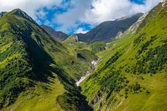 Truso valley, Kazbegi, Georgia (CamelKW) Tags: georgia kazbegi trusovalley mtskhetamtianeti georgia2019