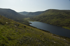 Loch Callater and Tolmount (steve_whitmarsh) Tags: landscape aberdeenshire scotland scottishhighlands mountain hills highlands water loch lochcallater lake topic cairngorms
