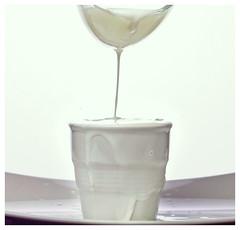 liquid (Pepenera) Tags: letitflow smileonsaturday stilllife liquid milk latte fotografia photography white canon eos