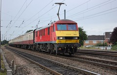 90029 (paul_braybrook) Tags: class90 db electric charter ukrailtours copmanthorpe york northyorkshire railtour railway trains