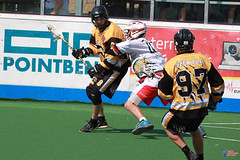 Frank Menschner Cup 2019, Day 2 (LCC Radotín) Tags: polisheagles gsigrizzlies frankmenschnercup lacrosse lakros boxlacrosse boxlakros
