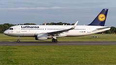 Lufthansa D-AIWA A320-214 EGCC 31.08.2019 (airplanes_uk) Tags: 31082019 a320 a320214 airbus aviation daiwa egcc lufthansa man manchesterairport planes avgeek
