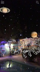 Augmented Reality (AR) Sky Projection On iPhone Camera's View (Chic Bee) Tags: iphone7plus apps sky visualizing visualization handheld augmentedreality ar night day backyard astronomy zodiac stars planets mercury venus mars jupiter saturn neptune uranus pluto asteroids internationalspacestation isspasses fov fieldofview skyview skyweek skyguide daynightmap starwalk nightsky skylive spaceimages cosmos cosmology cosmiczoom isspassfinder apod daynight goldenhour lunarsolarcalendar lunarsolcal lunar solar calendar nasa