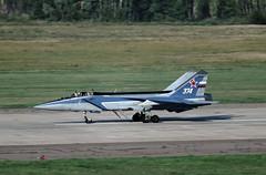 MiG-31 Zhukovsky (Rob Schleiffert) Tags: mig zhukovsky russianairforce foxhound mig31