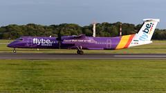 Flybe G-JECM Dash 8 EGCC 31.08.2019 (airplanes_uk) Tags: 31082019 aviation dash8 egcc flybe gjecm man manchesterairport planes avgeek