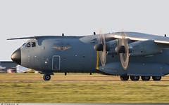 Airbus Military A400M French Air Force F-RBAA (Clément W.) Tags: airbus military a400m french air force frbaa lfaq