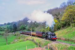 NYMR 005 (Phil_the_photter) Tags: steam steamengine steamloco steamrailway steamgala nymr greenend standard4 75029