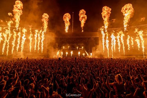 Creamfields 2019 - Swedish House Mafia - a photo on Flickriver