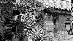 Ruelle (Laurent Quérité) Tags: canonef100400mmf4556lisusm canoneos7d canonfrance noirblanc blackwhite ruelle street bauxdeprovence provence france monochrome