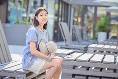 DSC_8630 (tingyangke) Tags: 人像 人像攝影 portrait d750 85mm 定焦 girl 女孩 台中三井 台灣 taiwan 外拍 寫真