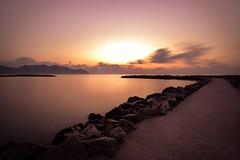 Wonderful Sunset - Palma de Mallorca 🌇 (benji.g) Tags: sony sonyalpha sonyalpha7 samyang sunset sundown travel wanderlust summer sun fun beautiful wow love