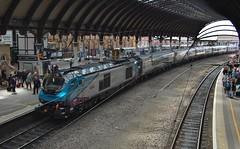 TPE 68 (paul_braybrook) Tags: class68 diesel transpennine york northyorkshire scarborough liverpool railway trains