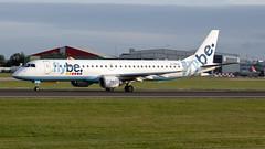Flybe G-FBEG ERJ-195LR EGCC 31.08.2019 (airplanes_uk) Tags: 31082019 aviation egcc erj190 embraer flybe gfbeg man manchesterairport planes avgeek