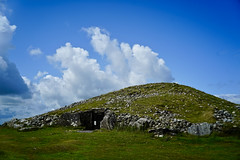 Loughcrew Neolithic Burial Chamber (Mark Waldron) Tags: loughcrew meath ireland tomb sony a7iii jupiter12 35mm f28 soviet vintage lens cairn neolithic burial chamber