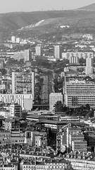 B&W City jungle (a.tge) Tags: marseille city bw