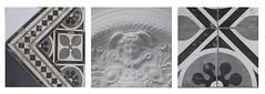 (giovdim) Tags: greece house details interior carrelage old floor tiles ceiling postcards manor pelion αρχοντικό πήλιο time tracesoftime