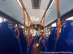 Bus Interior #16: Taken on Stagecoach  Merseyside and South Lancashire ADL Enviro 200MMC SN16OPJ 26054 Operating Route PR2 to Boughton Heath (Nuneaton777 Bus Photos) Tags: interior stagecoach merseysideandsouthlancashire adl enviro 200mmc sn16opj 26054 chester