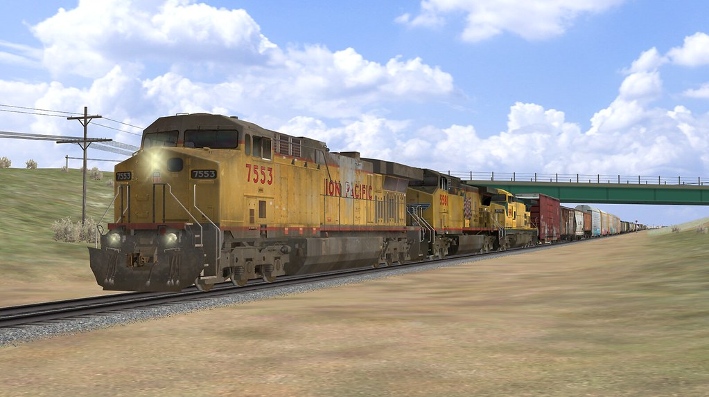 The World's newest photos of msts and unionpacific - Flickr