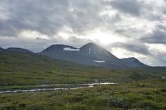 Stajgga from Gurravagge (maddeaboutthewild) Tags: lapland lappland laponia padjelanta badjelannda badjelanda fjäll mountain staika stajgga gurravagge