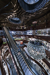 K11 MUSEA Victoria Dockside (mikemikecat) Tags: ç´è² victoria dockside k11 musea shopping mall one person business indoors retail architecture metal large group objects no people built structure arrangement market restaurant high angle view day transportation stall mode store consumerism ceiling mikemikecat