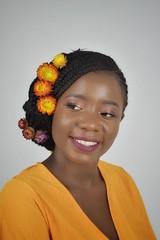 livia (14)l-01 (Neal J.Wilson) Tags: portrait portraits african africa flowers yellow pink women
