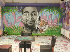 New mural (José D...) Tags: thehaguestreetart kijkduin opkijkduin streetart ontheoccasionofasadevent sogo patrick vishal
