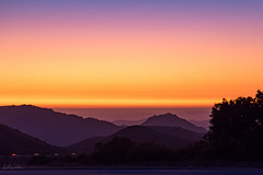 Sunset color strata. (Lisa Roeder) Tags: centralcoast naturephotography nature sunsetstrata sunset
