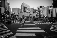 untitled (~kenlwc) Tags: street blackwhite monochrome mono 18mm leica super elmar asph people japan kenlwc kenleung sonya7r2 life