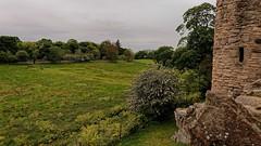 Edinburgh / Craigmillar Castle / Landscape (Pantchoa) Tags: édimbourg ecosse craigmillar château pierres forteresse ruines mariestuart 14°siècle