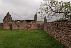 Edinburgh / Craigmillar Castle / Annex (Pantchoa) Tags: édimbourg ecosse craigmillar château pierres forteresse ruines mariestuart 14°siècle