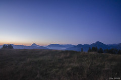 in the early morning (peter-goettlich) Tags: sunrise karwendel bayerischevoralpen brandenbergeralpen rofan berg mountain myst nebel fog bayern bavaria deutschland germany morning