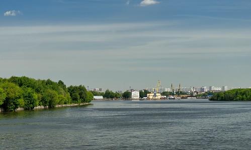 Moskva River 3 ©  Alexxx Malev