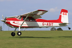 G-ASIT_01 (GH@BHD) Tags: gasit cessna cesnna180 c180 laa laarally laarally2019 sywellairfield sywell aircraft aviation