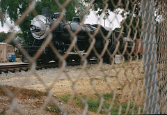 Southern Pacific 2479 (poavsek) Tags: train steam locomotive oilburner pacific southern film kodak agfa 2479