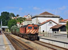 Caminha (**REGFA**) Tags: medway linha do minho train comboio portugal españa madera galicia alco bombardier canada linhadominho sol foz