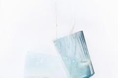Milk. Somewhat wobbly. (Gudzwi) Tags: bewegung bewegungsunschärfe licht unschärfe verschwommen durchsichtig überlagert überlagerung kompositionausdreiaufnahmen hell milch tropfen flüssigkeit spuren glas blaugrün weis kippen umgekippt giesen verschüttet lassesfliesen flüssigkeitinbewegung highkey lächleamsamstag letitflow liquidinmotion move motionblur light fuzziness blurred transparent overlapped overlay compositionfromthreeshots bright milk drops liquid traces glass bluegreen white tilt upset water spill fluidinmotion smileonsaturday spilled kleckern türkis grünblau turquoise greenblue minimalism minimalismus mehrfachbelichtung multipleexposure