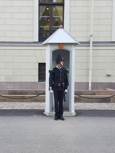 Oslo Norway Royal Palace