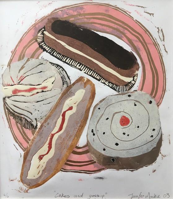 Mackie Jennifer ' Cakes and Gossip' 4/6