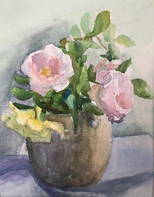 Garrett-Jones 'Roses'