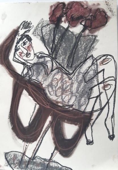 Hunter Margaret 'Nerja Lounging'