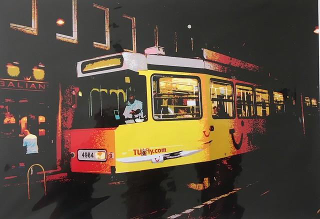 Brodie Brian 'Night Train - Milan'