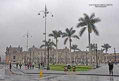 Lima, Peru. Plaza de Armas 2 (Juan C. García Lorenzo) Tags: lima peru perú plazadearmas andes sudamérica southamerica latinamerica travel viajes nikon nikond90 invierno winter