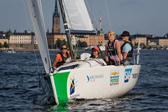 Women on water 2019 - Stockholm