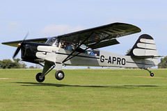 G-APRO_01 (GH@BHD) Tags: gapro auster austeraop6 sywellairfield laa laarally laarally2019 vintage historicaircraft aircraft aviation sywell