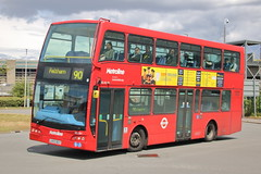SEL761 LK07 BCY (ANDY'S UK TRANSPORT PAGE) Tags: buses hattoncross metroline