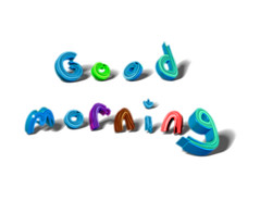 3d good morning handwriting colorful text message (ciddibirikiuc) Tags: 3d art background beginning colorful day design early element fine font good goodmorning graphic handwrite handwriting happy illustration isolated letters message newday quote retro shadow sign sketching starting style symbol text type typography white wishes christmas happiness fun celebrate festive balloon party creative surprise colors celebration concept color