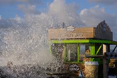 The tide is high (Livesurfcams) Tags: pastyshack devon westwardhofuji fujifilm hightide atlanticocean