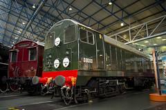 National Railway Museum (DM47744) Tags: d8000 class 20 20050 train trains diesel british rail br green english electric type 1 chopper locomotive loco engine nrm national railway museum york class20